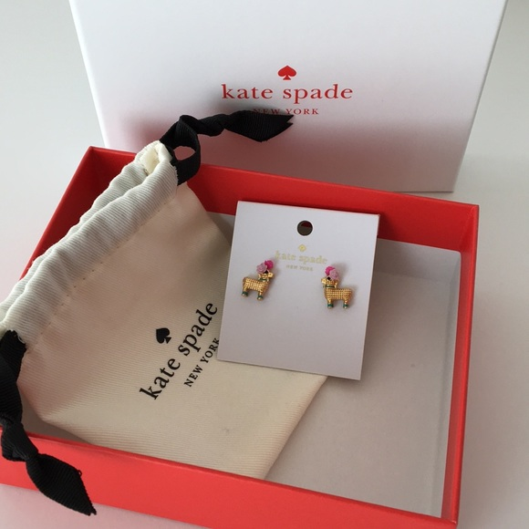 kate spade Jewelry - Kate Spade Haute Stuff Pinata Stud Earrings